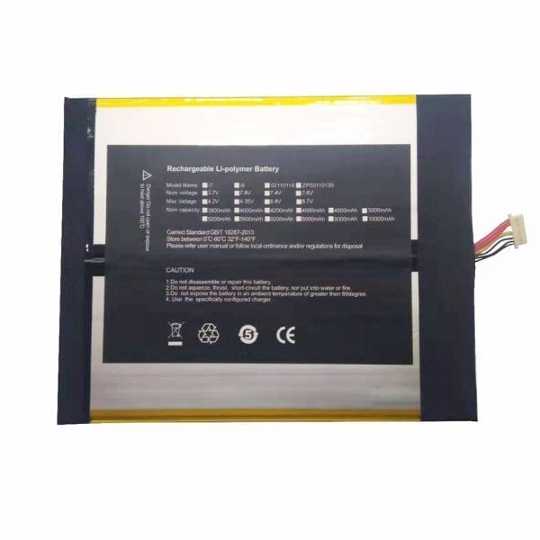 Batteria per Tablet PC CHUWI 2877164-2s,CHUWI lapbook SE