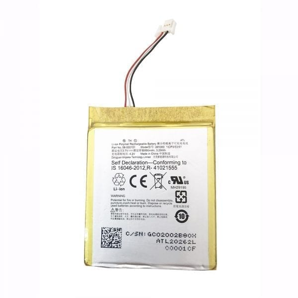 Batteria per Tablet PC AMAZON Kindle 7
