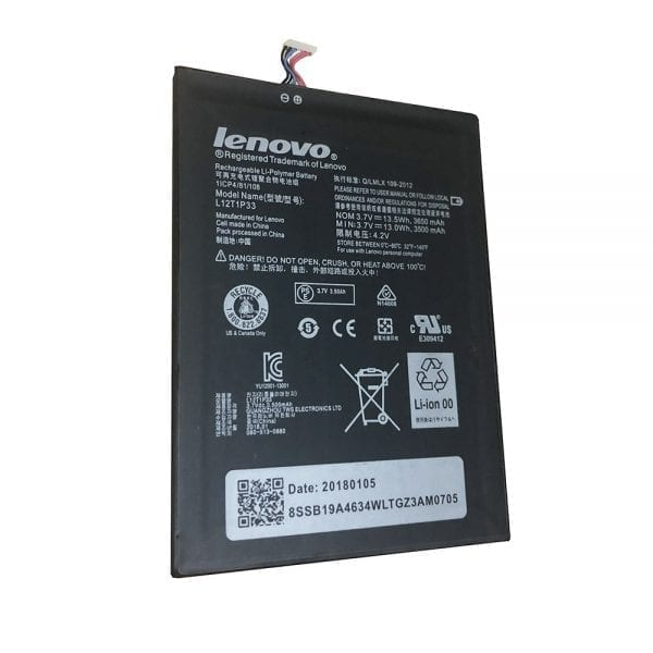 Batteria per Tablet PC LENOVO A1000 A1010-T A3000-H A3300 A5000
